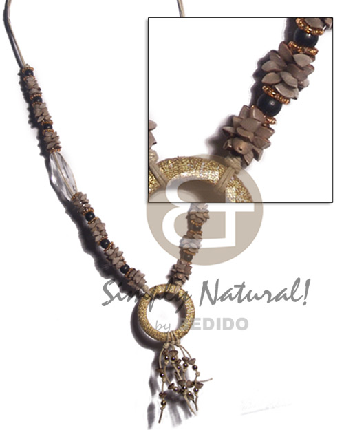 Wholesale Philippines Long Endless Necklace Bedido Crafts