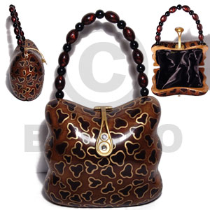 wholesale philippines wooden acacia bags bedido crafts. Black Bedroom Furniture Sets. Home Design Ideas